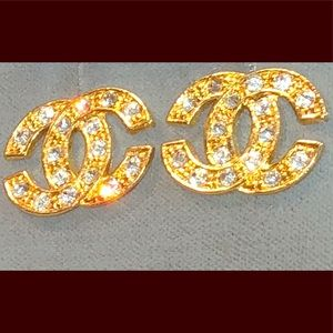 CHANEL Earrings Pre-Loved